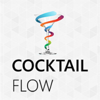 Cocktail Flow App Logo
