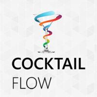 Cocktail Flow App Logo