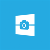 Dualshot windows phone app logo