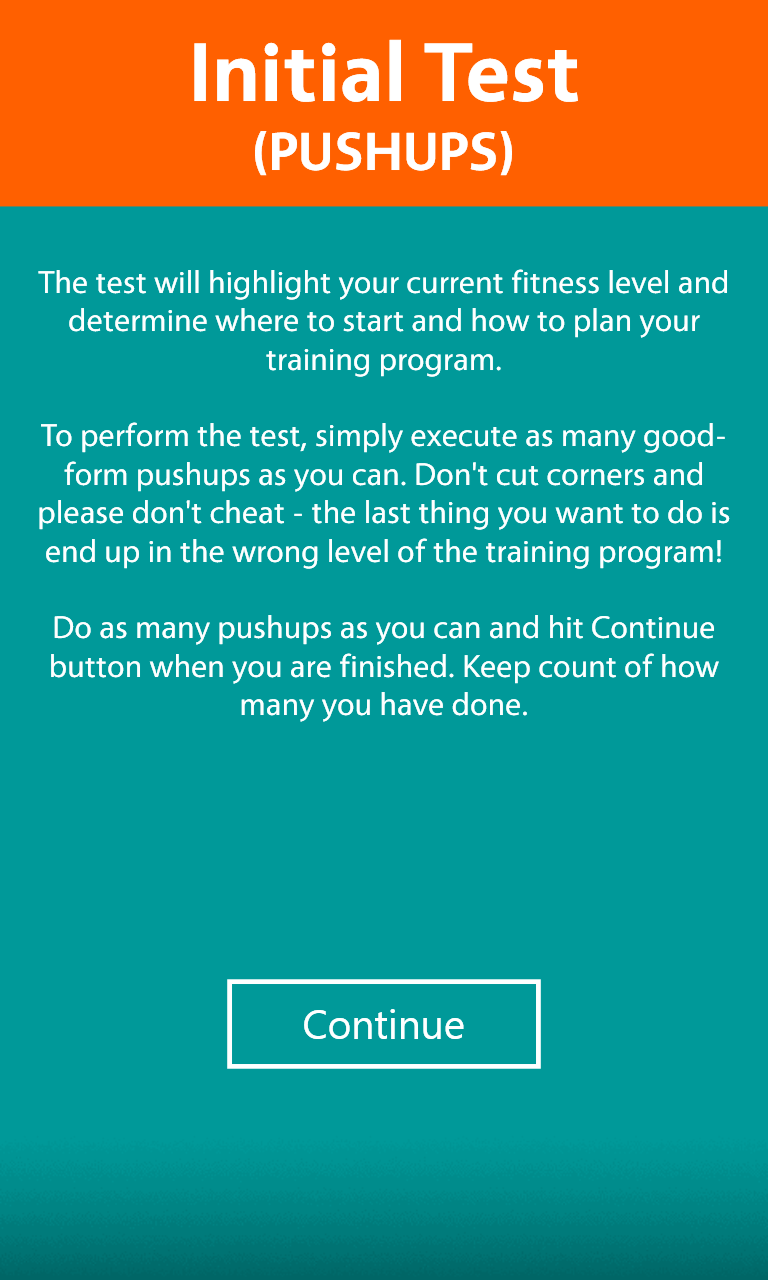 Six-Week-Training_WindowsPhone_App_Content-Screenshot